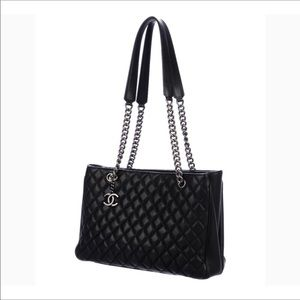 Chanel Large Rock and Rome Shopping Tote